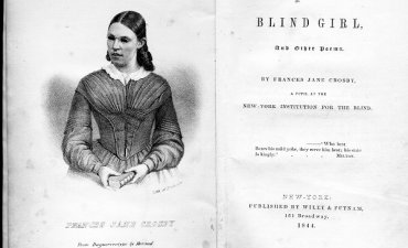 Who was Fanny Crosby and why is she so important to Christianity?