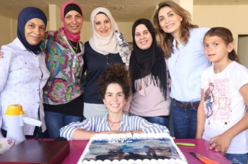 Syrian women have suffered worst during a decade of war, now they want to be heard
